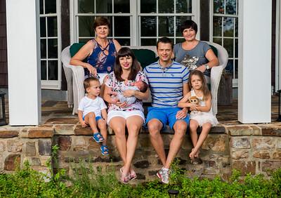 Lena and Thomas Family No Vignette