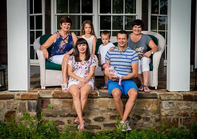Lena and Thomas Family