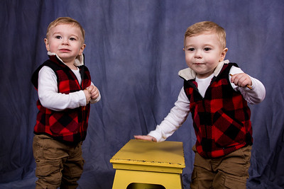 Liam & Jaxon Turn 2