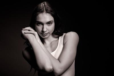 Model: Sochka studio portraits