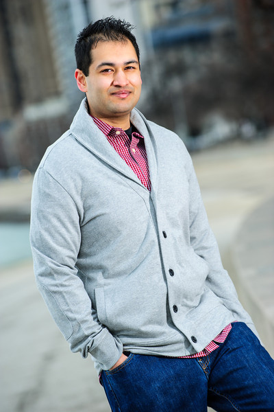 Niraj Rami | Business Portraits/Headshots