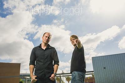 Martyn & Chris Headshots 022