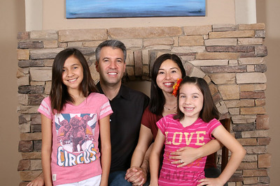 Family and political campaign portraits for Lilia and Randy.