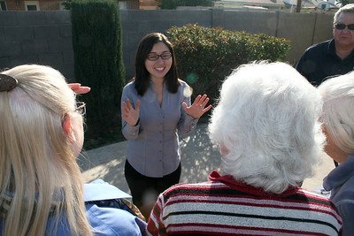 Political campaign photography for Lilia Alvarez, 2012 candidate for Maricopa County Board of Supervisors, District 3.