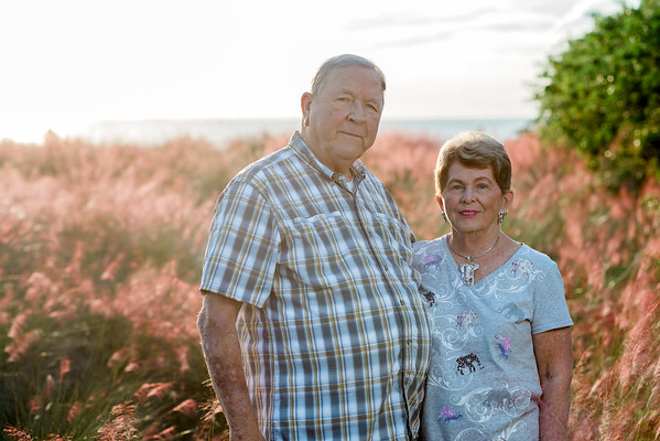 Linda and Bill irwin