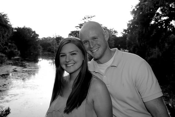 Lindsey & James, Engagement