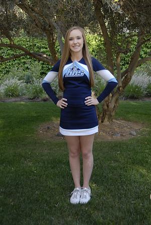Lindsey's Senior Pix I