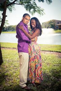 Lisa and Aaron0026
