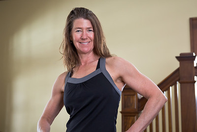 Lisa Ogelsby - Fitness Instructor