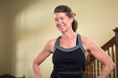 Lisa Ogelsby - Fitness Instructor