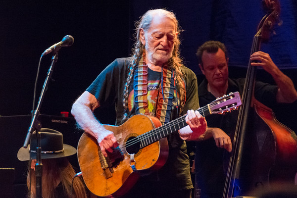 Willie Nelson at the Byham Theater