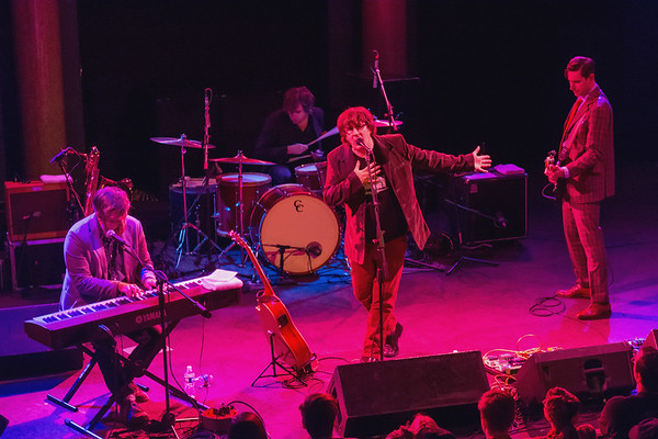The Mountain Goats, Mr. Small's Theater, April 23, 2015