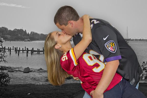 Liz & Dan Engagement Pics