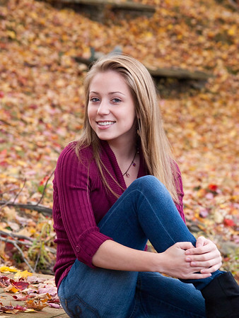 Lorraine's Senior Pictures