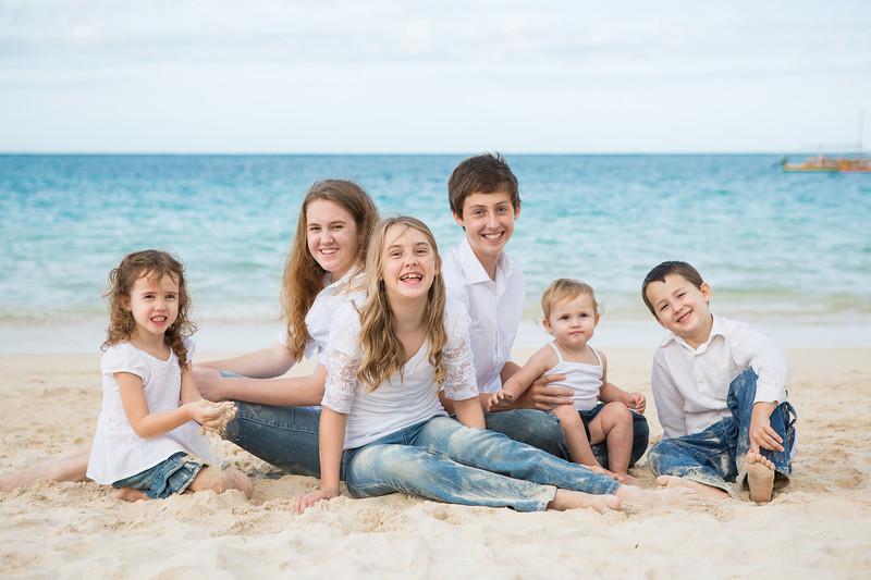 Lanikai Family Portraits 020