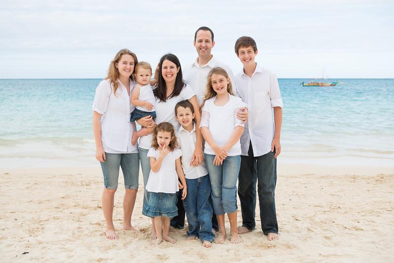 Lanikai Family Portraits 022