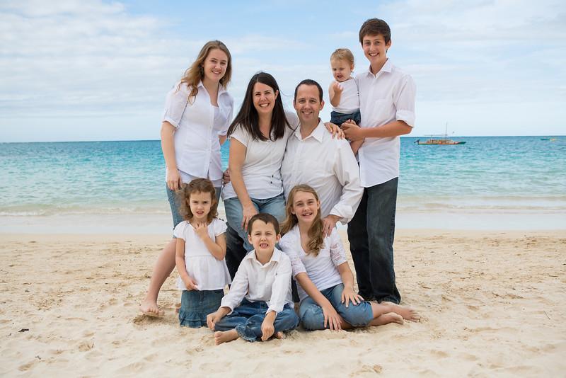 Lanikai Family Portraits 027