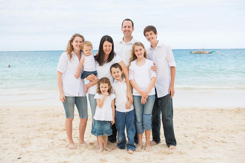 Lanikai Family Portraits 037