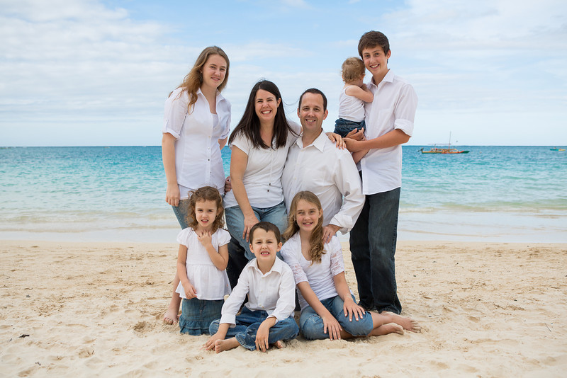 Lanikai Family Portraits 026