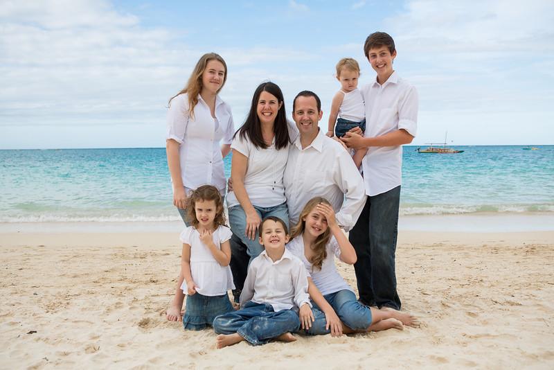 Lanikai Family Portraits 029