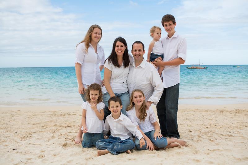 Lanikai Family Portraits 031