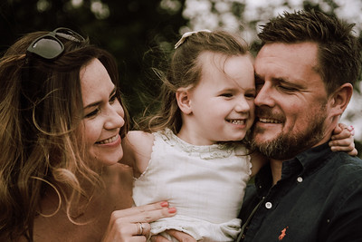 Lucie and family