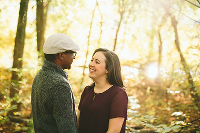 MEG + SAMORY | ENGAGED | 11.5.2016