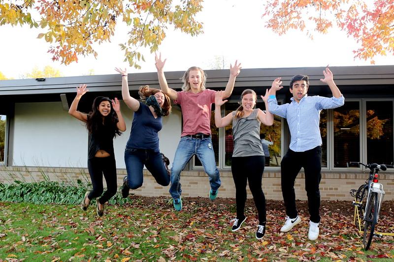 Jump for joy !!