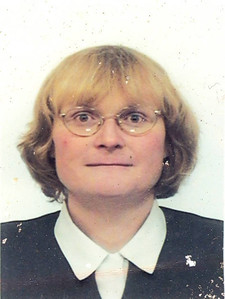 08 - I found this rather battered passport sized photo in September 2012. I have no real idea when it was taken, but I am guessing late 1990s/early 2000s, and I have no idea why I am dressed smartly