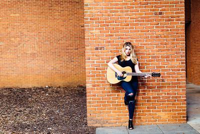Maddie Boyer Portraits 2017 Fall Wake Forest University