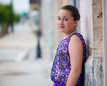 Madison T. Smith Dance Recital 2014