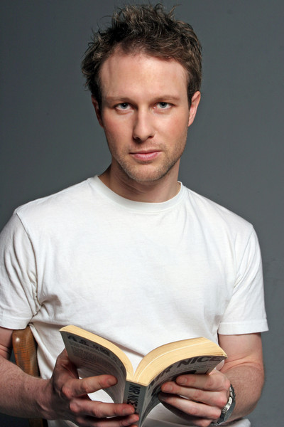 Portrait de Brad Campos, Paris le 6 avril 2006
