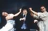 Marcel Marceau performing 'The Bowler Hat', London, UK 1997