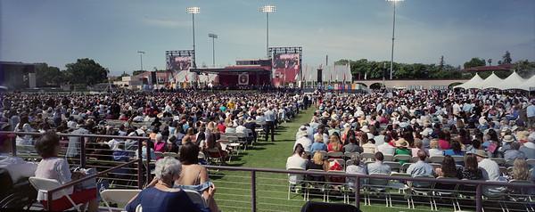 Graduation Panorama