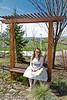 Maren's Senior Pictures Taken at Conservation Garden Park
