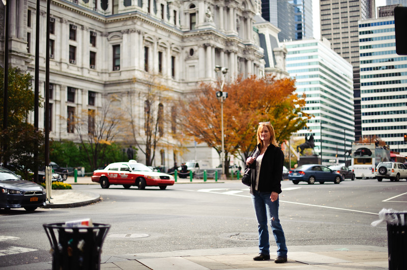 Marisa in Philly