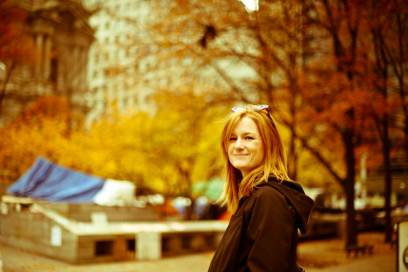 Photos from Occupy Philly - Marisa