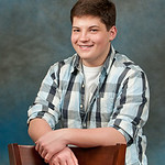 Mark T. : Senior portraits