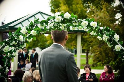 Mark and Tatiana Wedding