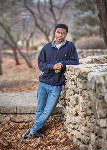 Marq Crum senior portrait