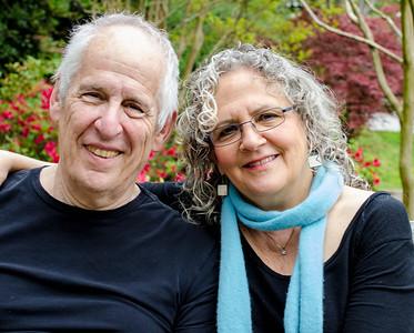 Martha and David Adler