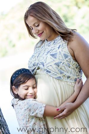 Martha's Maternity Session
