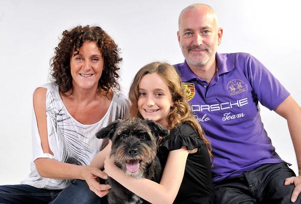 Martin Family 2011