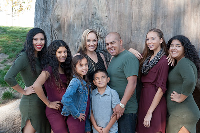 Martinez Family 2016
