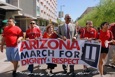 2013-10-05-456 Arizona March for Dignity and Respect - Arizona Marcha Para Dignidad y Respeto