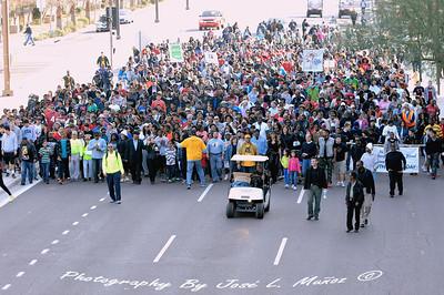 2014-01-20-281 Martin Luther King, Jr. March, Phoenix, Arizona