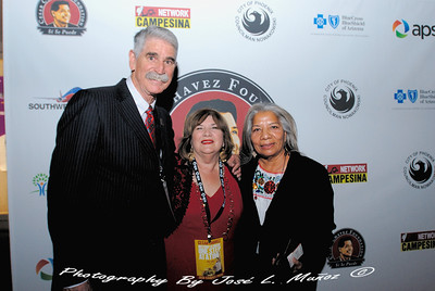 2014-03-13-340  On the Red Carpet at the Orpheum Theatre for the Cesar Chavez Movie Premiere