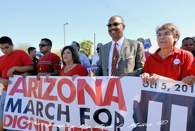 2013-10-05-327 Arizona March for Dignity and Respect - Arizona Marcha Para Dignidad y Respeto