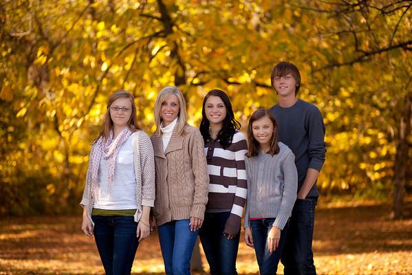 Mary Self & Family