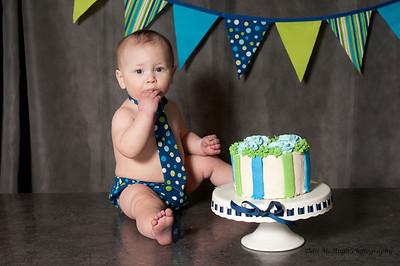 Mason Cake Smash_037